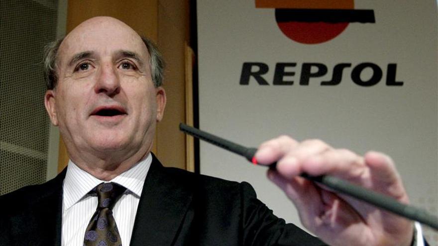 Repsol gana 631 millones hasta marzo, un 1,6 por ciento más