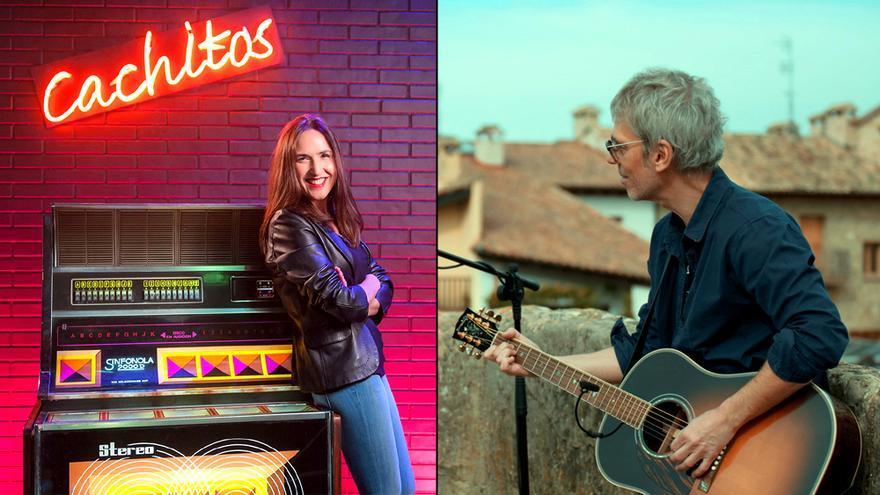 'Cachitos' y 'Un país para escucharlo', la dupla musical de La 2