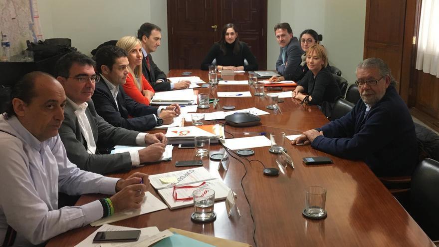 Reunión de la comisión de trabajo que investiga el robo de 4 millones de la EMT