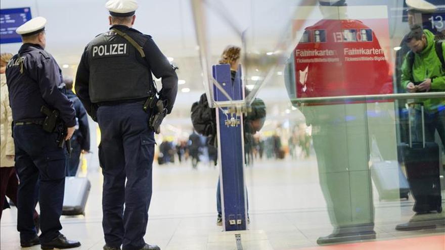 Detenidas tres personas en Alemania en relación con los atentados de París
