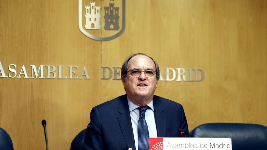 """Gabilondo ofrece """"lealtad"""" a Sánchez y dice que """"aunque es independiente no es indiferente"""" a lo que pasa en PSOE"""
