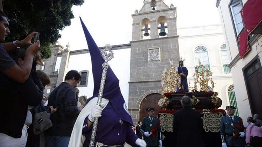 Procesión del Cristo de la Salud (ACFI PRESS).