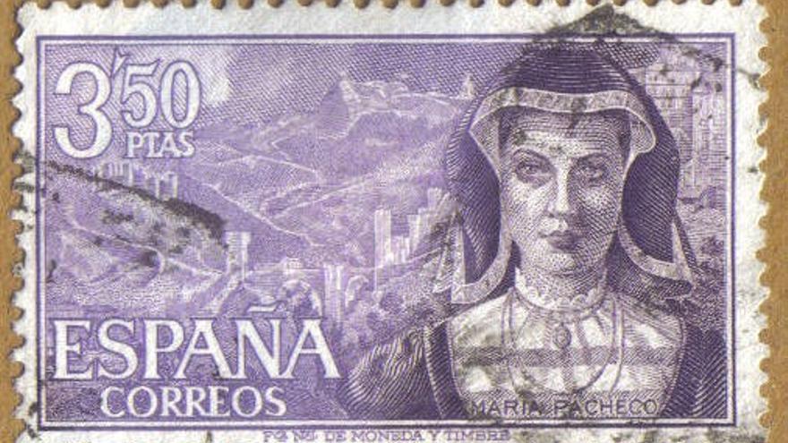 """María Pacheco, """"símbolo principal de las revueltas comuneras"""", tendrá una estatua en su honor en Toledo"""