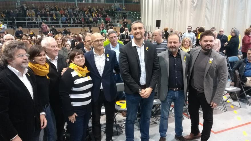 """Ernest Maragall (ERC): """"Iceta y Ros son un caballo de Troya del Estado en Cataluña"""""""