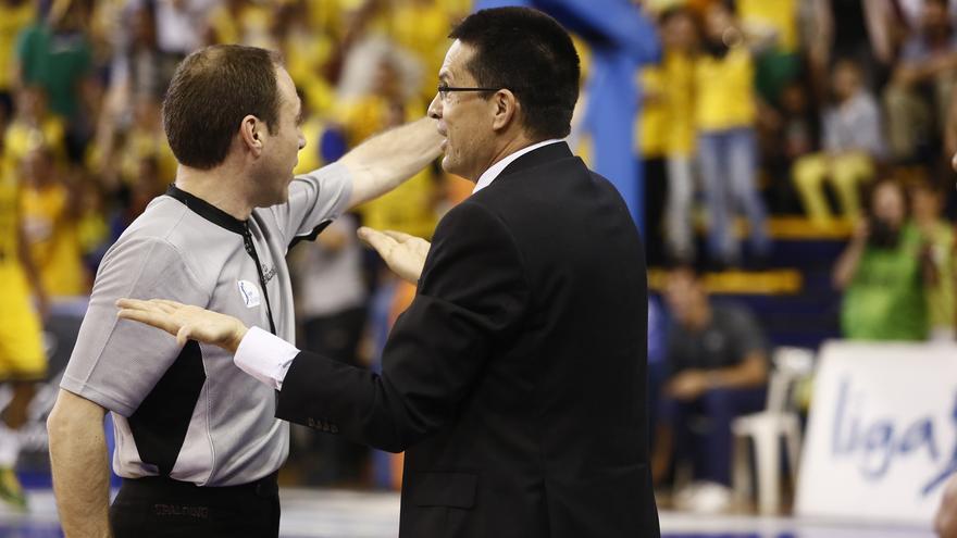 Pedro Martínez. ACB Photo/M. Henríquez