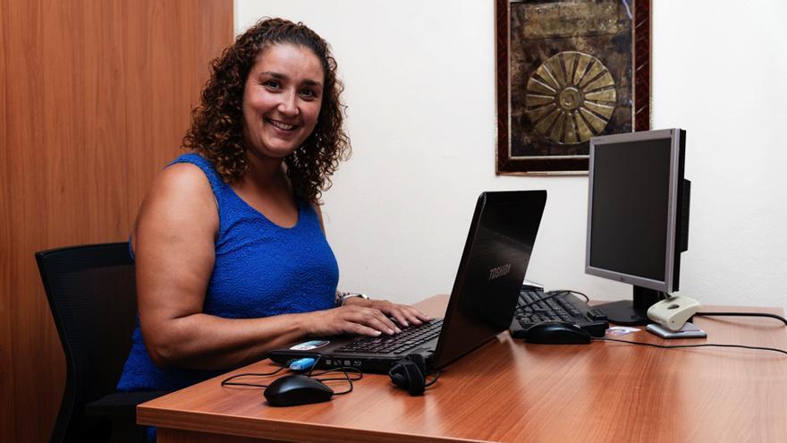 Saray Domínguez.