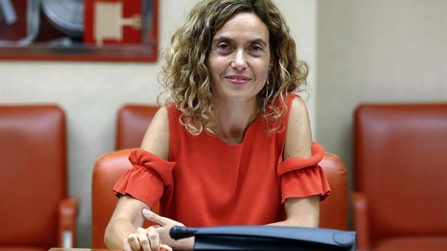 Batet, Ábalos y Robles renunciarán a sus escaños para dedicarse al Gobierno