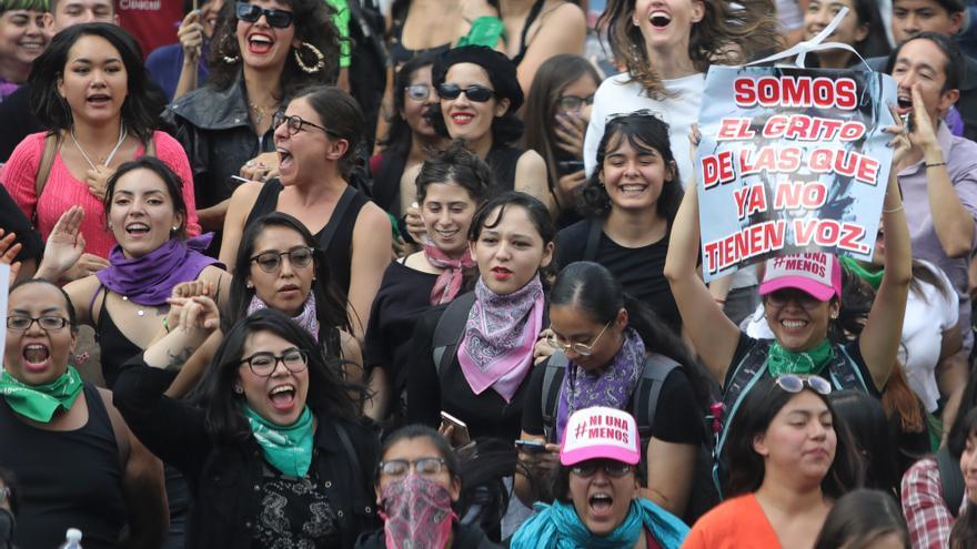 El papel decisivo de las mujeres en las mayores elecciones de México