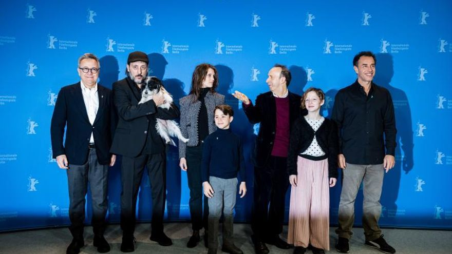Benigni, imán mediático en Berlín con un Pinocchio que nunca fue para niños
