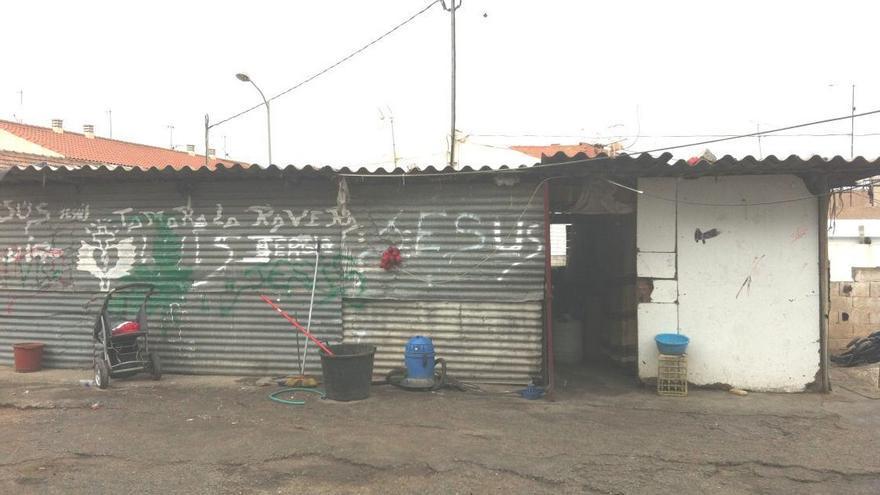 Ahora Murcia reclama un plan municipal para acabar con el chabolismo