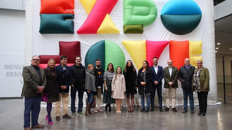 Expojove ha abierto sus puertas en Feria Valencia