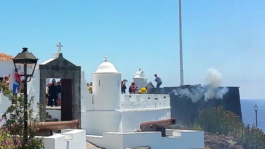Imagen de archivo del Castillo de la Virgen.