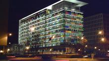 Sede del Instituto Nacional de Estadística en Madrid.
