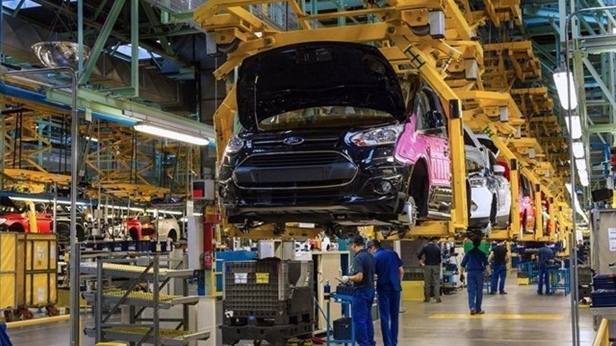 Ford propone un incremento salarial de alrededor del 5%