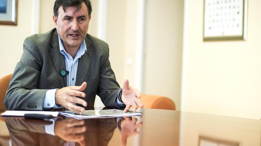 Francisco Fernández Mañanes.   JOAQUÍN GÓMEZ SASTRE