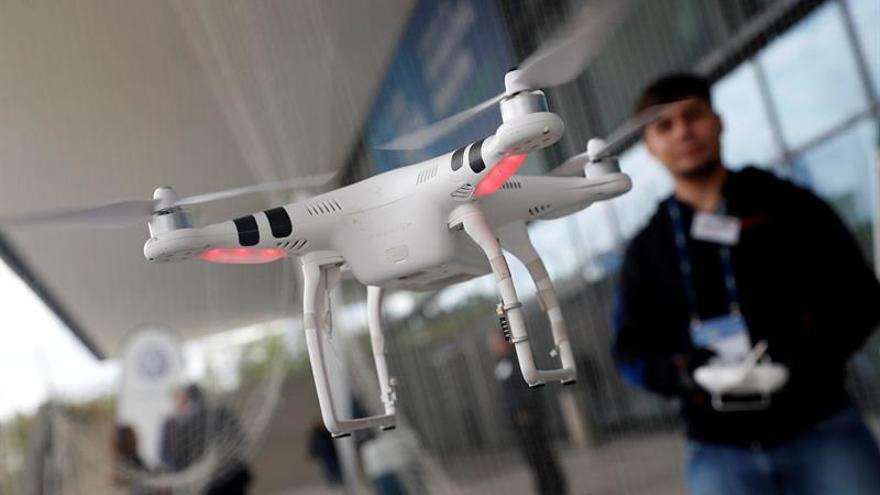 La Agencia de Seguridad Aérea propone reglas europeas para los vuelos de drones