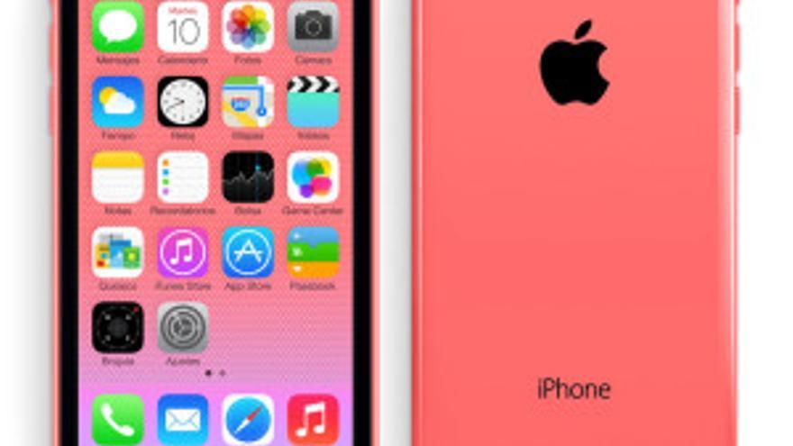 iPhone 5C, más asequible, de plástico, pero igualmente 'exclusivo'