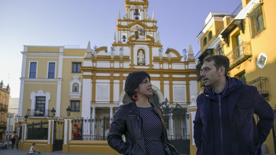 "IU avisa de que la posición contraria de Teresa Rodríguez a cogobierno frena a Adelante porque ""choca con su militancia"""