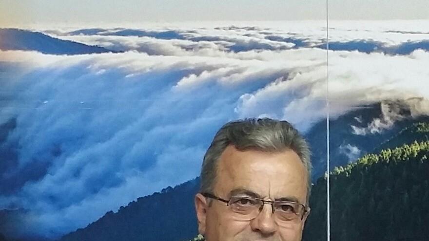 Miguel Ángel Pulido, secretario de Organización de Nueva Canarias en La Palma.