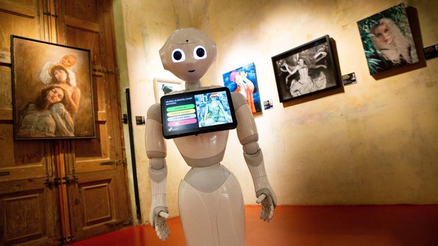 Suspendida la producción del robot japonés Pepper por la falta de demanda