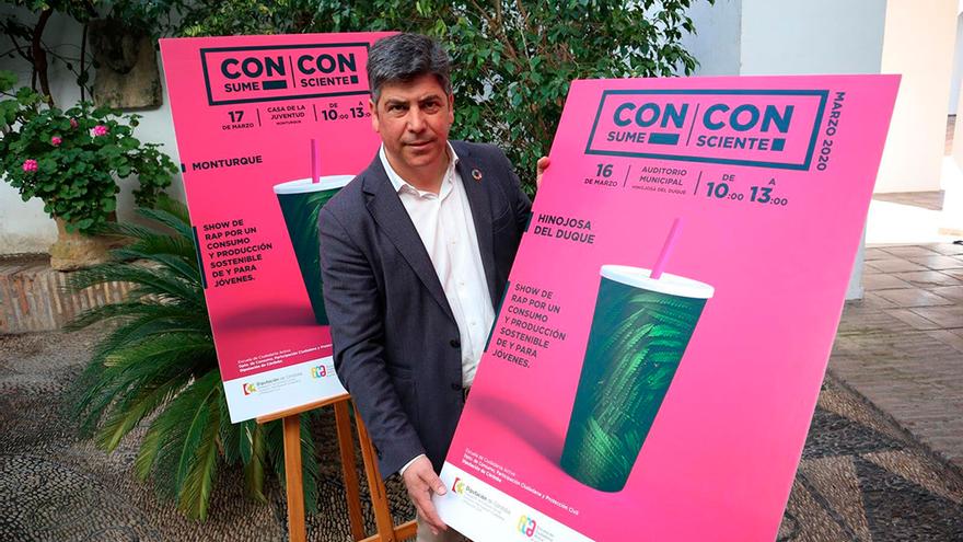 Llamas presenta la campaña 'Consume consciente'.