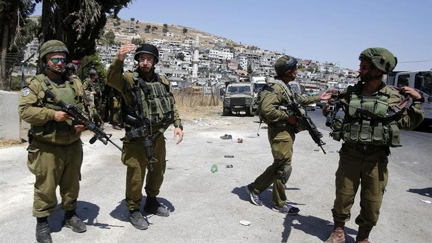 Muere un palestino por disparos del Ejército israelí en una redada en Cisjordania