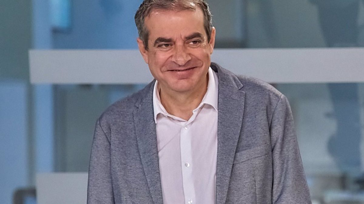 El director general de Radiotelevisión Canaria (RTVC), Francisco Moreno