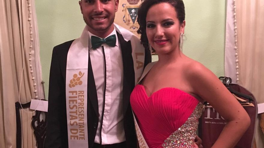 Ricardo Díaz y Ainhoa Martín.
