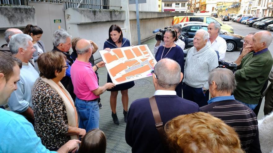 El Ayuntamiento invertirá 228.000 euros en la mejora del último tramo de la calle Tres de Noviembre