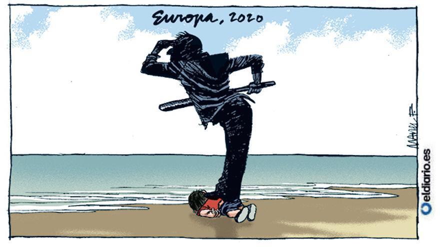Europa, 2020