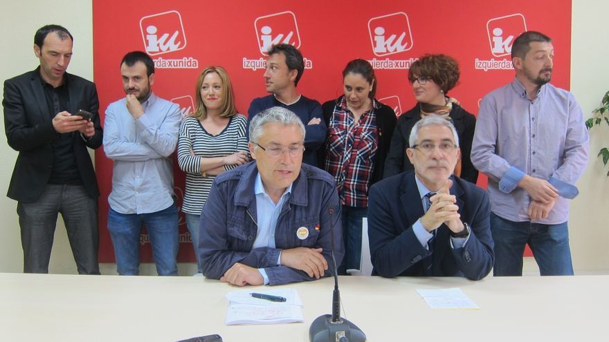 IU someterá a la militancia del partido en Asturias todos los posibles acuerdos de Gobierno