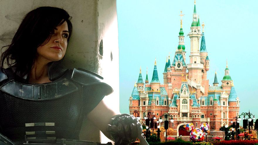 Gina Carano, el último gran despido en Disney