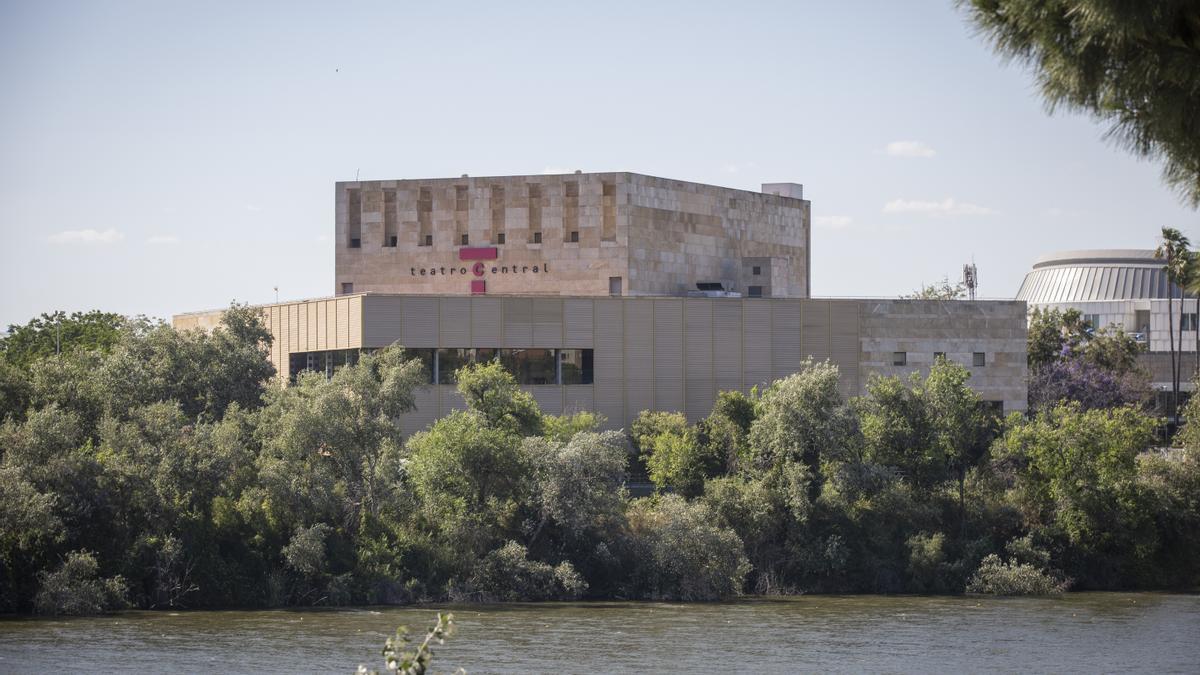 Fachada del Teatro Central