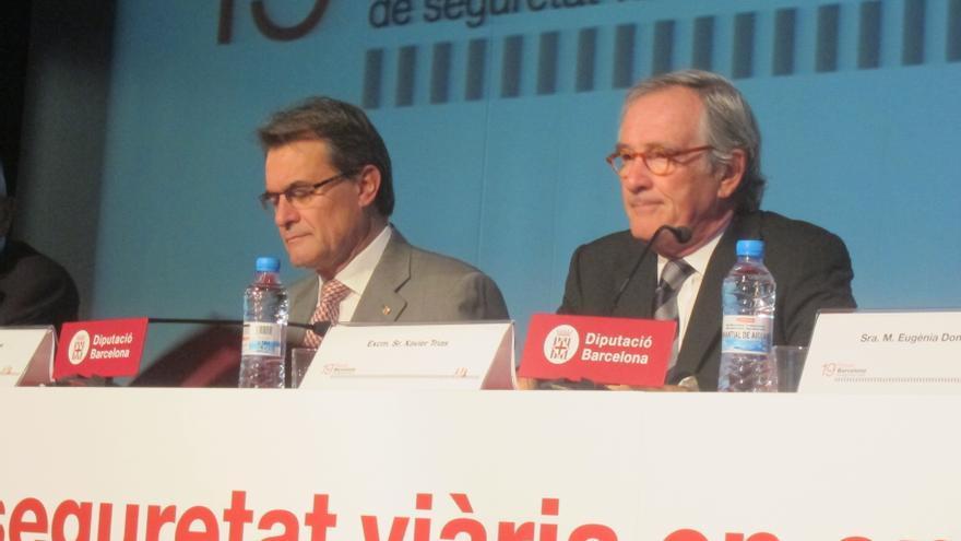 """Mas avisa al Gobierno de que no podrá impedir que Cataluña se pronuncie y le pide que """"no amenace"""""""