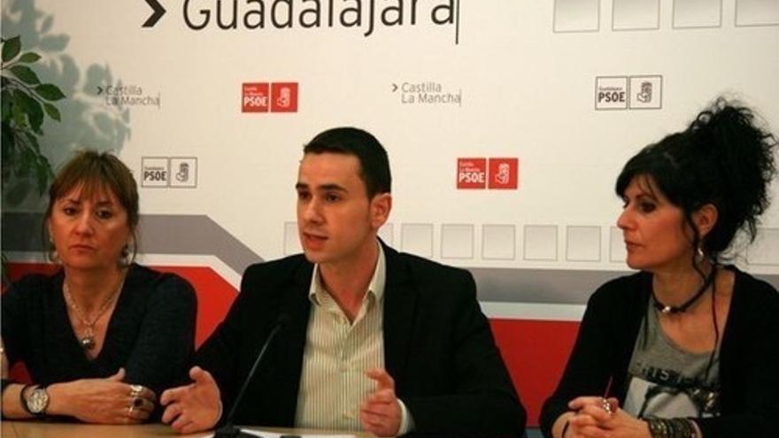 José García Salinas, PSOE Cabanillas del Campo (Guadalajara)