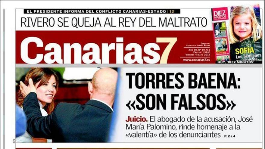 De las portadas del día (04/05/2012) #1