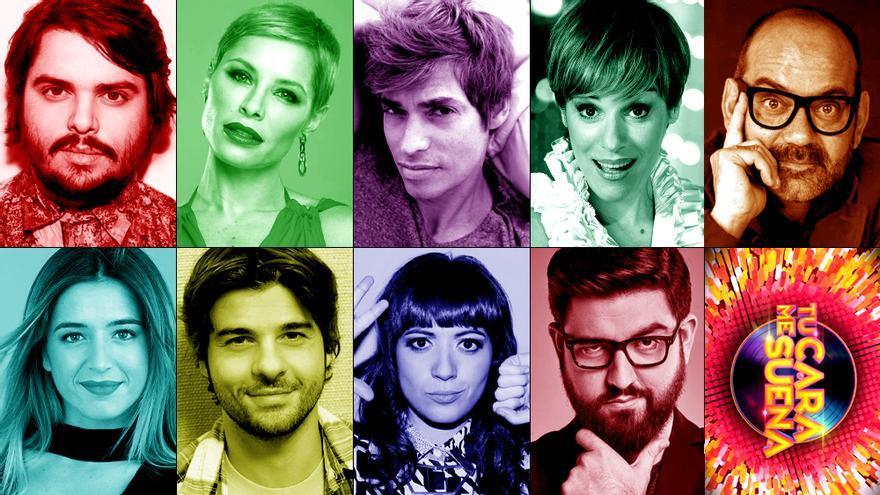 Lista Completa Elegidos Los 9 Participantes De Tu Cara Me Suena 7 En Antena 3