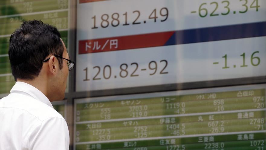El Nikkei cae un 0,99 % por la recogida de beneficios