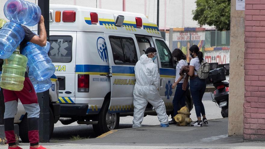 Venezuela supera los 99.000 contagios de la covid-19