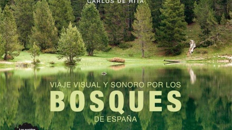 """Imagen facilitada por el Real Jardín Botánico-CSIC del libro """"Viaje Visual y sonoro por los bosques de España"""" de Carlos de Hita."""