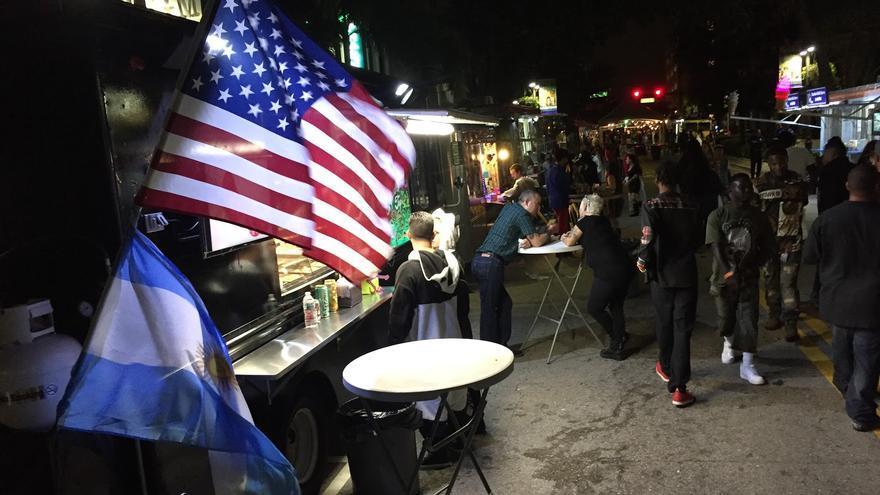 Una noche en West Palm Beach (JLS)