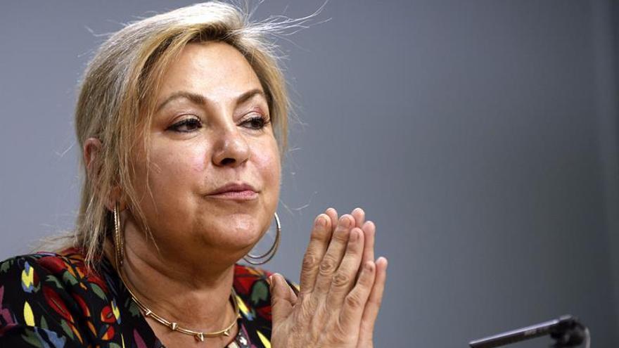 La coordinadora del PP de Zamora reprocha a Valdeón que no abandone su escaño en Cortes