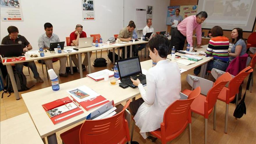 La crisis del Sahel centra la reunión anual de logística de Cruz Roja