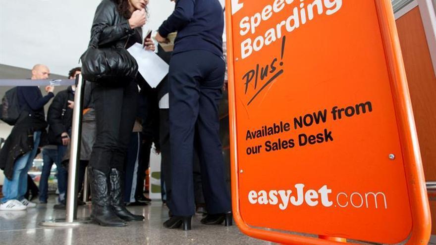 Un vuelo de easyJet Madrid-Lisboa pide prioridad al aterrizar por un problema técnico