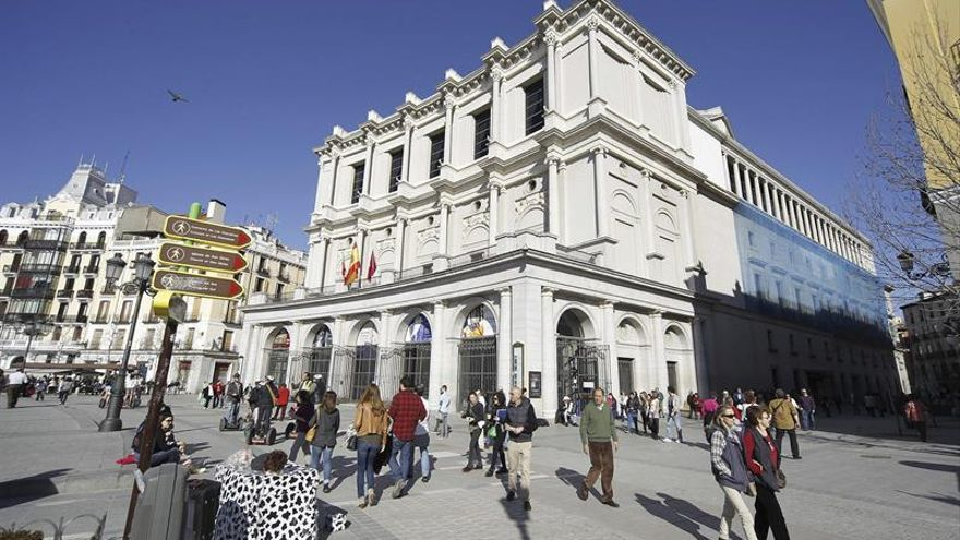 Una cantata de 120 niños para la Semana de la Ópera en el Teatro Real