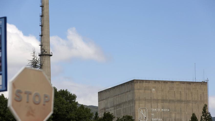 Vista del reactor de la central nuclear de Santa María de Garoña (Burgos). EFE/David Aguilar/Archivo.