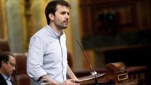 Javier Sánchez Serna, diputado de Unidas Podemos por la Región de Murcia en el Congreso