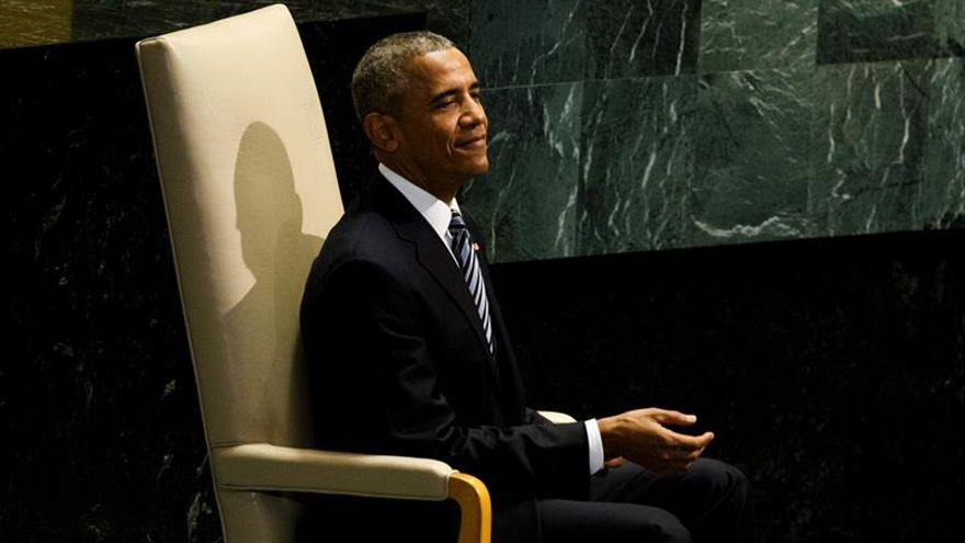 """Obama urge a elegir la """"cooperación"""" frente a un """"mundo profundamente dividido"""""""