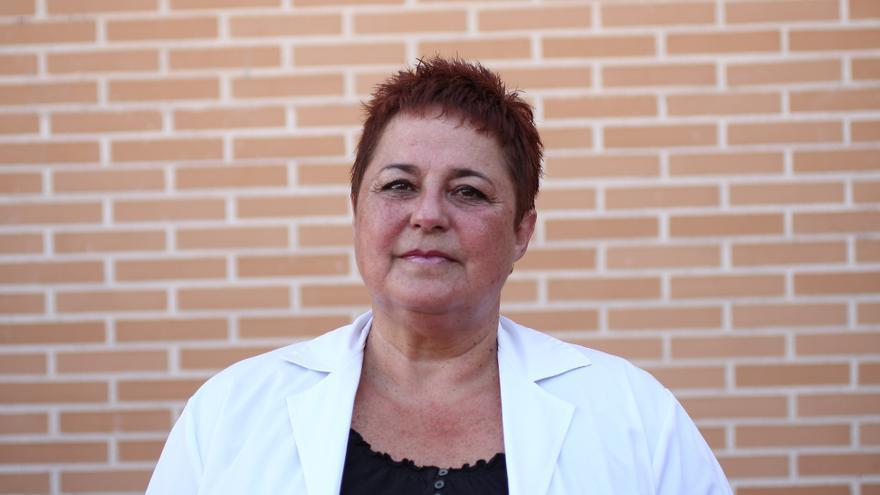 Ana Isabel Henche, responsable de la unidad de conductas adictivas del complejo hospitalario de Toledo