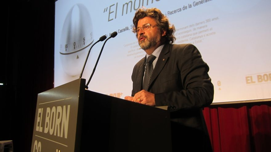 """Castellà afirma que unas elecciones generales también pueden servir de """"referéndum"""""""